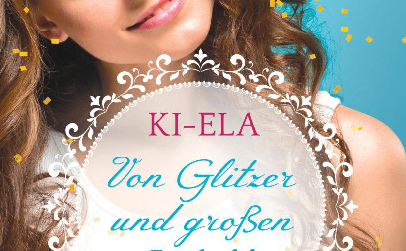 """""""Von Glitzer und großen Gefühlen"""" ab heute erhältlich!"""